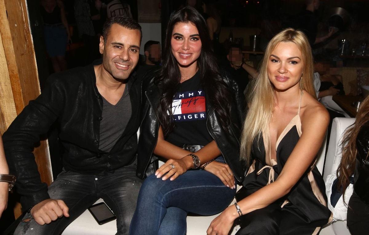 Ο Νίκος Γεωργιάδης, η Ιωάννα Μπέλα και η Βίκυ Κάβουρα