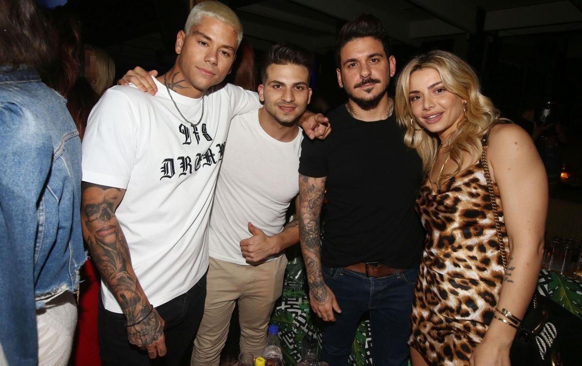 Ο Mike, ο Στέλιος Λεγάκης, ο STAN και η Josephine