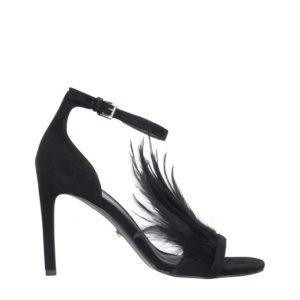 Μαύρο σανδάλι με φτερά, από 180,00, 162,00 Ευρώ-Michael Michael Kors (Καλογήρου)